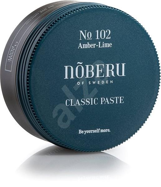 NOBERU Amber Lime Paste 80 ml - Hajformázó krém