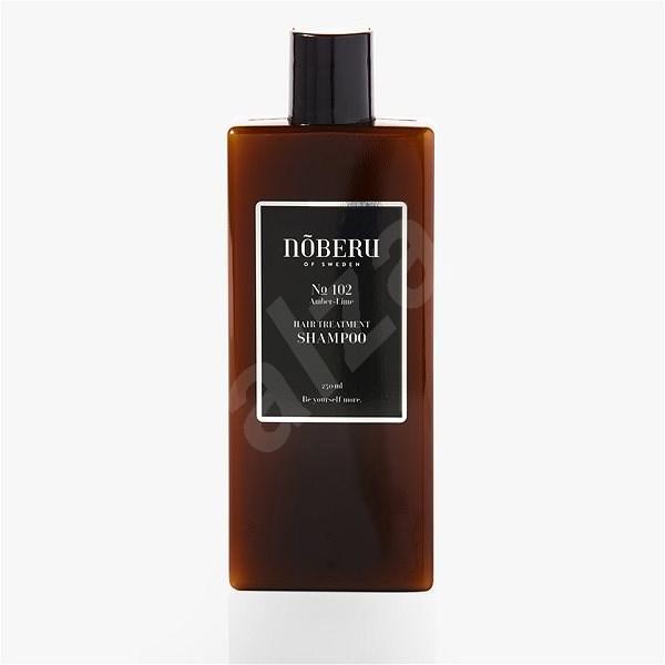 NOBERU Amber-Lime Shampoo 250 ml - Férfi sampon