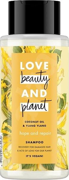 LOVE BEAUTY AND PLANET Hope and Repair Shampoo 400 ml - Sampon