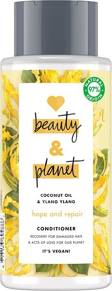 LOVE BEAUTY AND PLANET Hope and Repair Conditioner 400 ml - Hajbalzsam