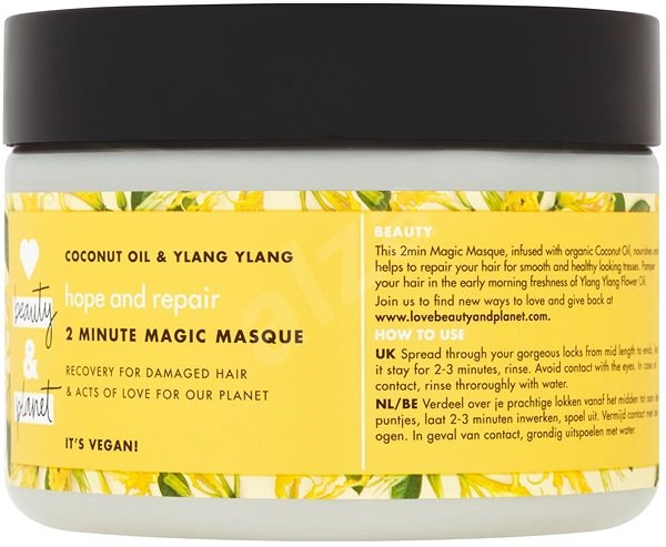 LOVE BEAUTY AND PLANET Hope and Repair Mask 300 ml - Hajpakolás