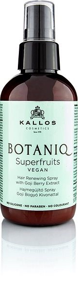 KALLOS Botaniq Superfruits Hair Renewing Spray 150 ml - Hajápoló