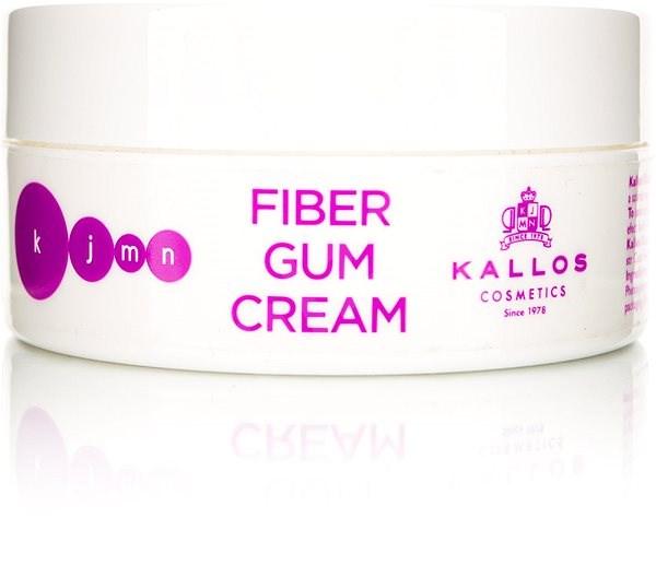 KALLOS KJMN Fiber Gum Cream 100 ml - Hajformázó gumi
