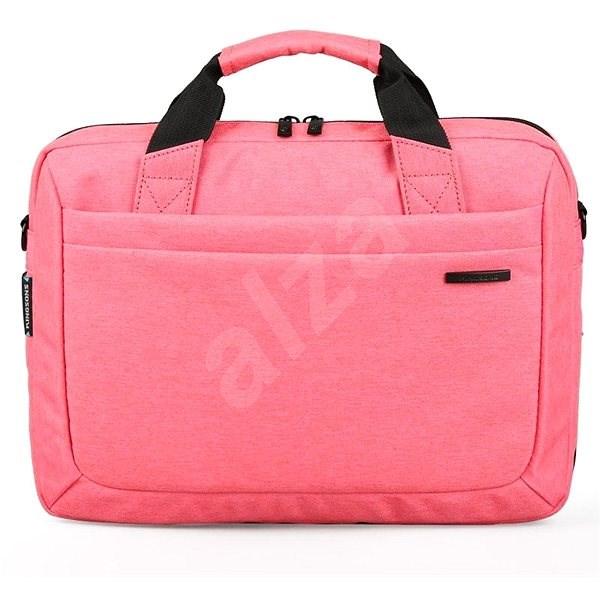 """Kingsons City Commuter Laptop Bag 13.3"""" rózsaszínű - Laptoptáska"""