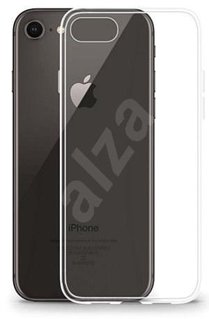 Lenuo Transparent tok iPhone SE 2020/8/7 készülékhez - Mobiltelefon hátlap
