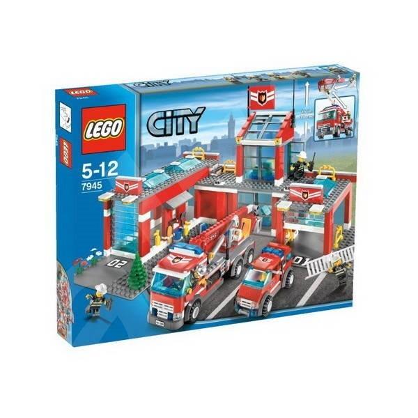 LEGO City Fire Station - Building Kit