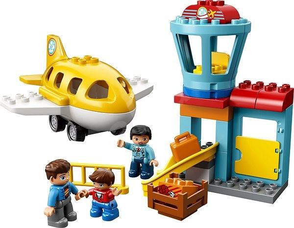 LEGO DUPLO 10871 - Város Repülőtér - Építőjáték