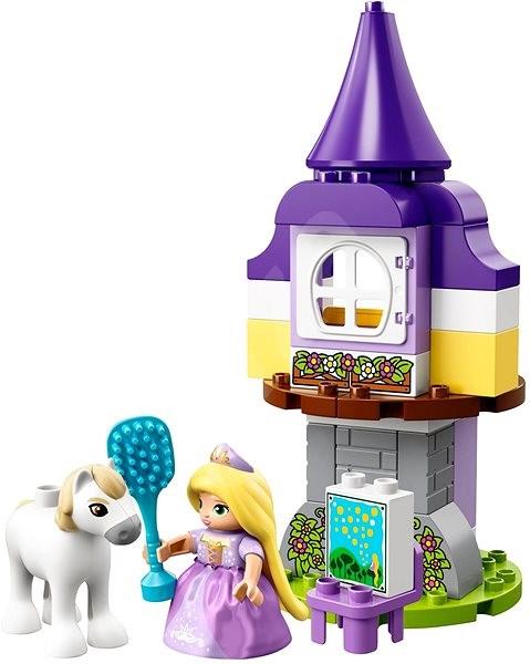 LEGO DUPLO 10878 - Hercegnő Aranyhaj tornya - Építőjáték  9501f67e12