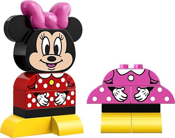 LEGO DUPLO 10897 Disney Első Minnie egerem - LEGO építőjáték