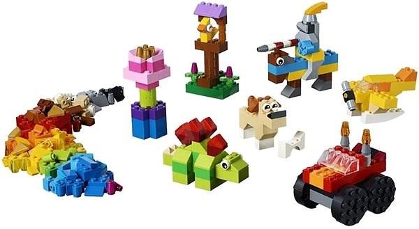 LEGO Classic 11002 Alap kocka készlet - LEGO építőjáték