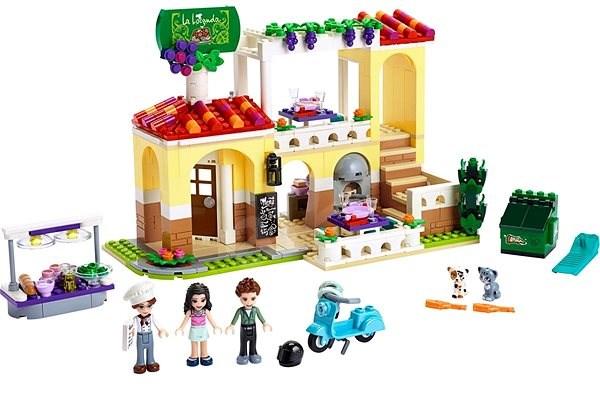 cf6ddc863055 LEGO Friends 41379 Heartlake City Étterem - Építőjáték | Alza.hu