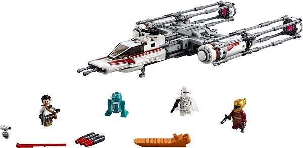 LEGO Star Wars 75249 Ellenállás Y-szárnyú vadászgép - LEGO