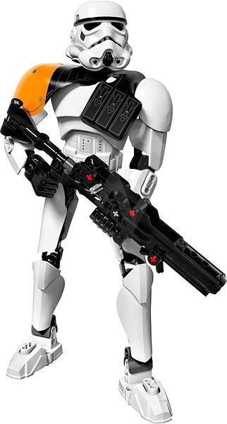 75531 - LEGO Star Wars - Rohamosztagos parancsnok építőjáték - Építőjáték 02623c4497