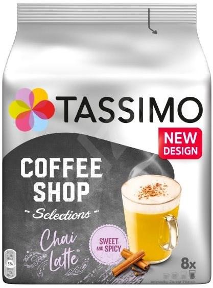 TASSIMO Chai Latte 8 adagos kávékapszula - Kávékapszula