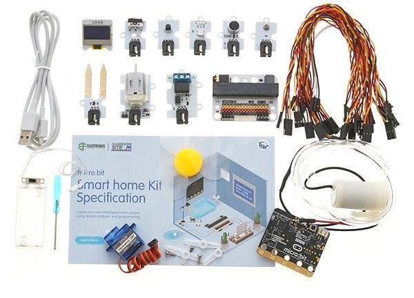 BBC micro: bitkészlet az intelligens otthonhoz - Programozható építőjáték