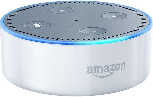 Amazon Echo Dot fehér (2. generáció) - Hangsegéd