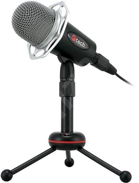 C-TECH MIC-03 - Kézi mikrofon