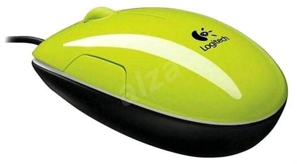 Logitech LS1 Laser Mouse Accid-Yellow - Mouse