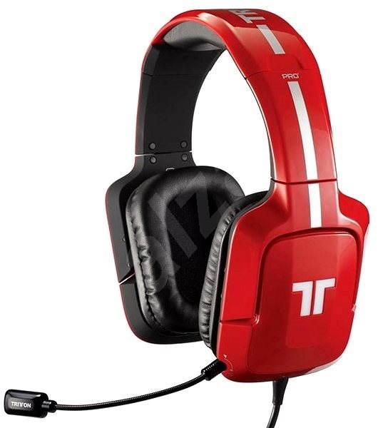 TRITTON PRO+ True 5.1 Surround Headset Red - Headset  b7266ba434