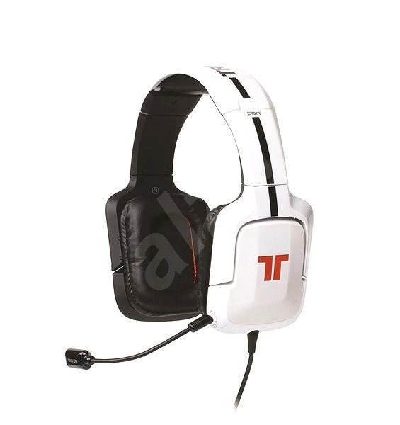 Tritton PRO + True 5.1 surround fejhallgató PC   Mac White - Headset ... c012c20caa