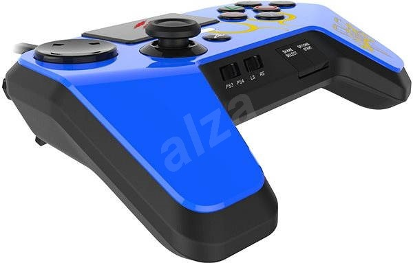 Mad Catz PS4 SFV Fight Pad PRO A2 Blue Mbison V2 EU - Kontroller