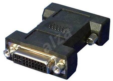 OEM DVI-I(F) dual --> DVI-D(M) dual - Átalakító