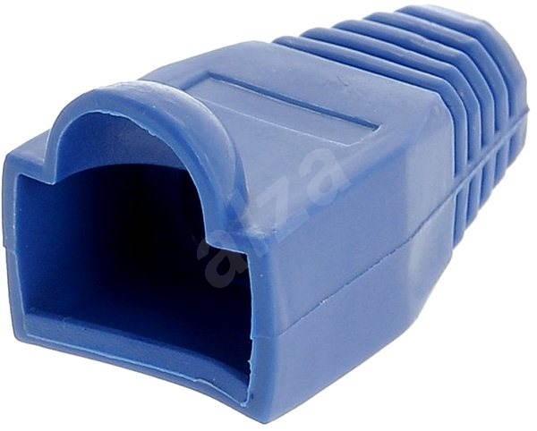10-pack, műanyag, kék, Datacom, RJ45 - Csatlakozó fedő
