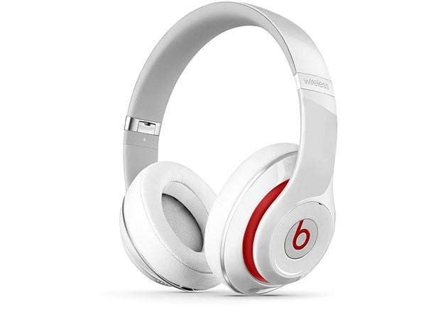 Beats Studio Wireless - white - Fej- Fülhallgató  b7e0997eda