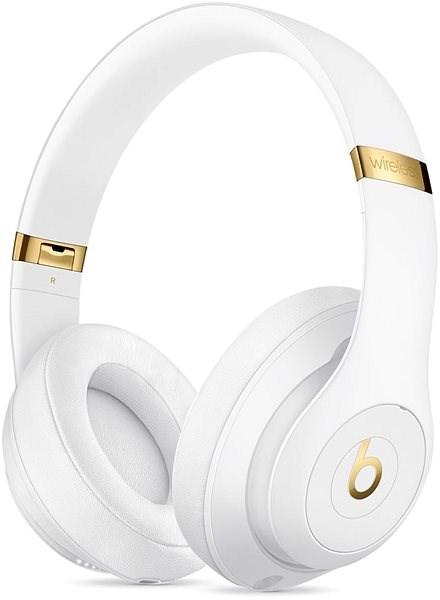 Beats by Dr. Dre Studio 3.0 Wireless vezeték nélküli fejhallgató – White -  Fej- 5b21edc174
