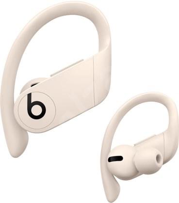 Beats PowerBeats Pro, Elefántcsont fehér - Vezeték nélküli fül-/fejhallgató