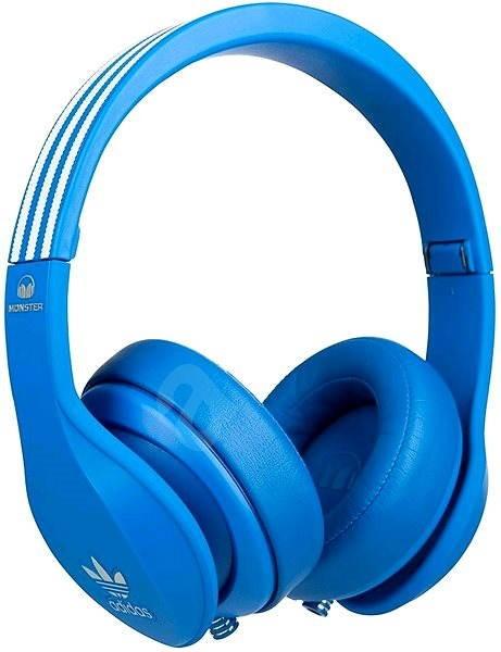 MONSTER Adidas Originals Blue - Fej- Fülhallgató  8ce2d3dcb7