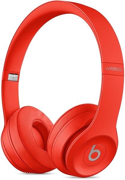 Beats Solo3 Wireless - RED - Fej- Fülhallgató  a81a911567