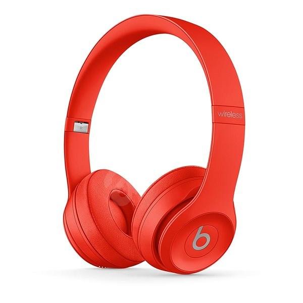 Beats Solo3 Wireless Headphones - piros - Vezeték nélküli fül-/fejhallgató