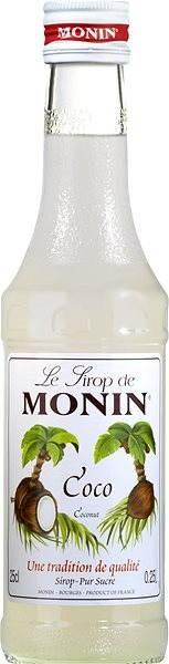 Monin Kokos 0.25l - Ízesítő keverék