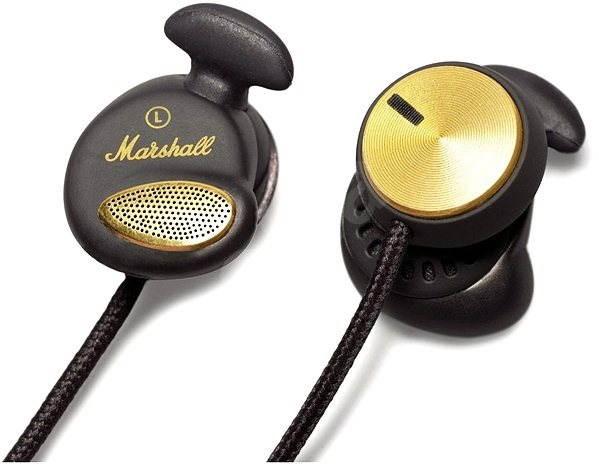 Marshall Minor FX - Black - Headphones  d1fe9e18f3