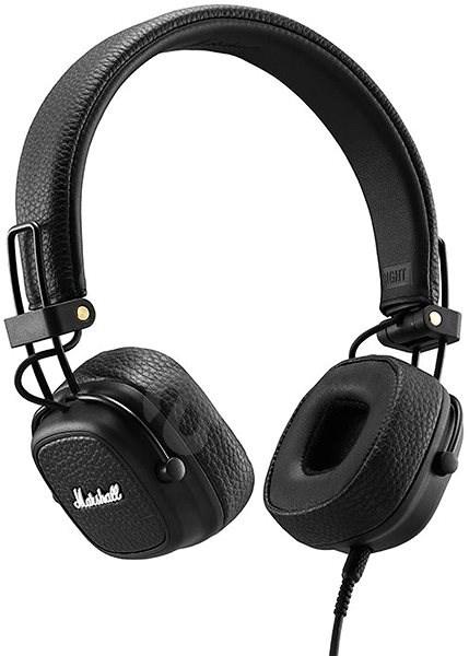 Marshall Major III fekete - Fej-/fülhallgató