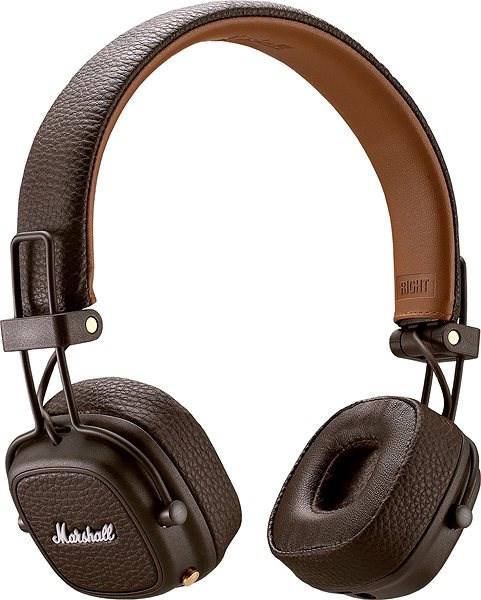 Marshall Major III Bluetooth barna - Vezeték nélküli fül-/fejhallgató