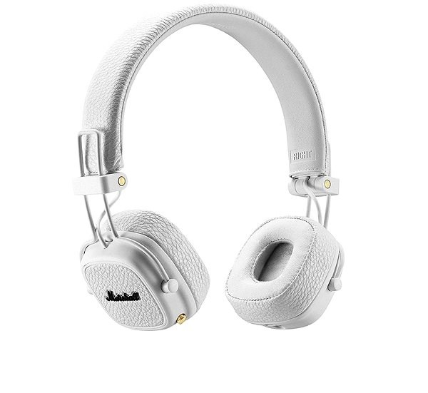 Marshall Major III Bluetooth fehér - Mikrofonos fej- fülhallgató ... 4f1fdf3564