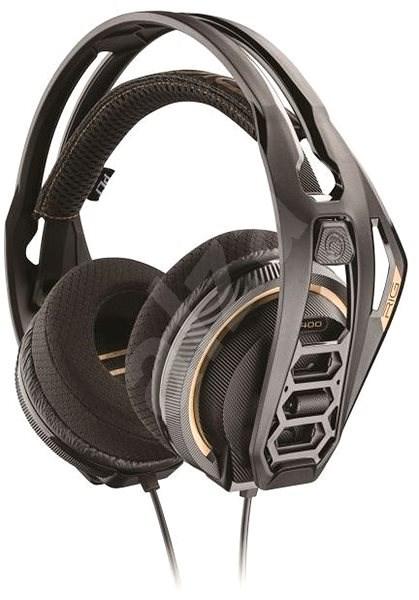 Plantronics RIG 400 DOLBY fekete - Gamer fejhallgató  6726892958