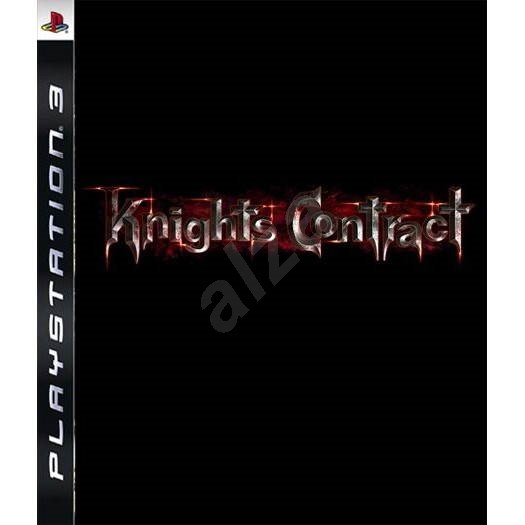 PS3 - Knights Contract - Console Game