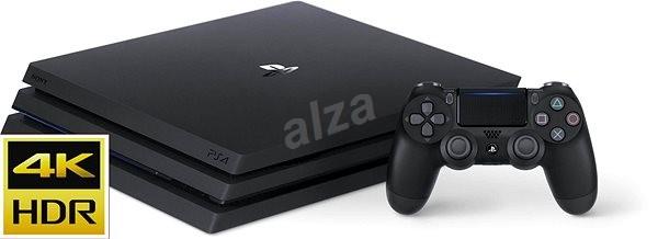 PlayStation 4 Pro 1TB - Játékkonzol