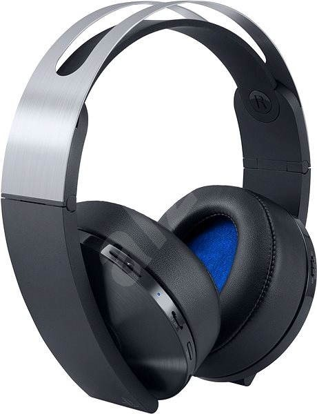 Sony PS4 Platinum Wireless Headset - Gamer fejhallgató  0d9099c1a0