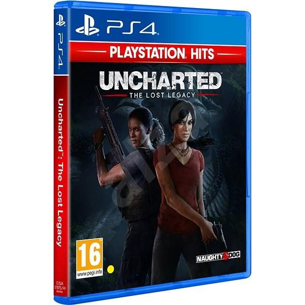 Uncharted: The Lost Legacy - PS4 - Konzoljáték