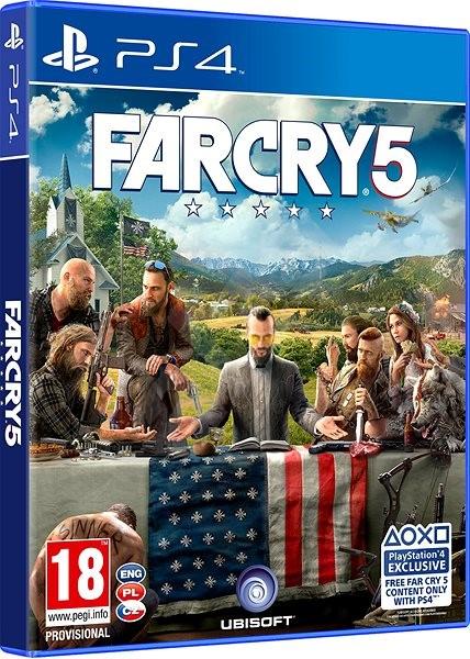 Far Cry 5 - PS4 - Konzol játék