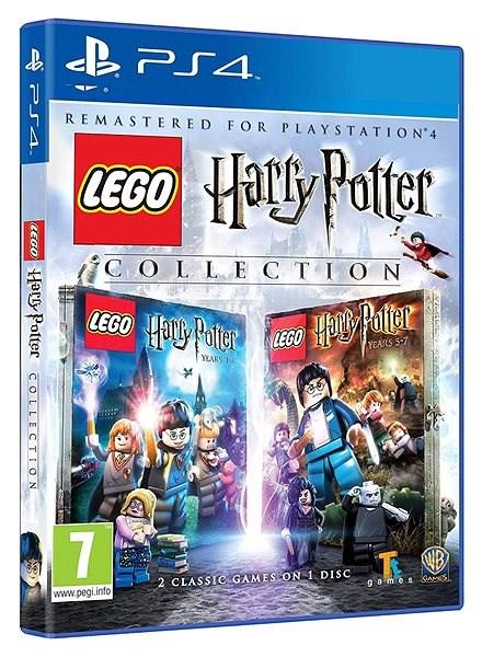 LEGO Harry Potter Collection Years 1-8 - PS4 - Konzoljáték