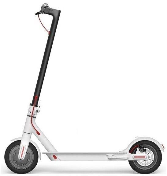 Xiaomi Mi Scooter 2 white - Elektromos roller