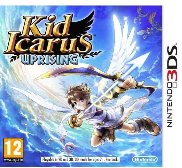 Nintendo 3DS - Kid Icarus: Uprising - Console Game