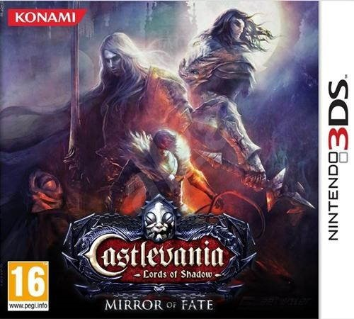 Nintendo 3DS - Castlevania: Lords of Shadow (Mirror of Fate) - Console Game