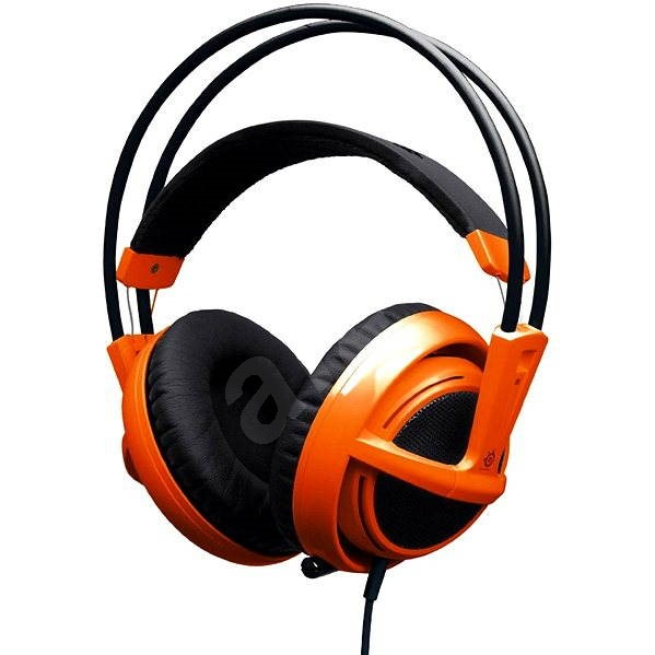 STEELSeries Siberia V2 Orange - Headphones with Mic  7b7e065a7b