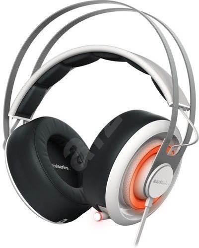 SteelSeries Siberia 650 Fehér Fej fülhallgató | Alza.hu